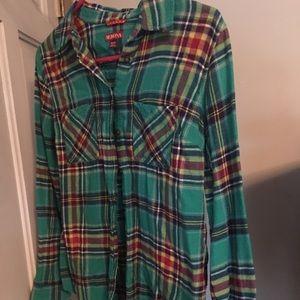 Merona (Target) flannel